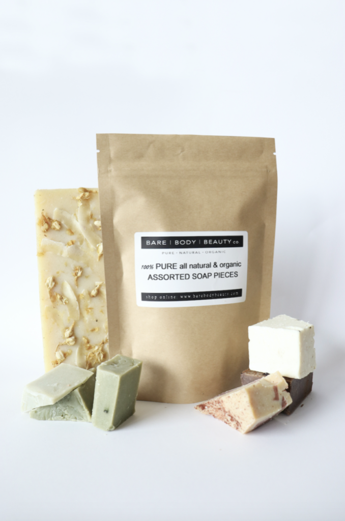 Bare Body Beauty Soap Packs make up part of their Mother's Day Pamper Hampers