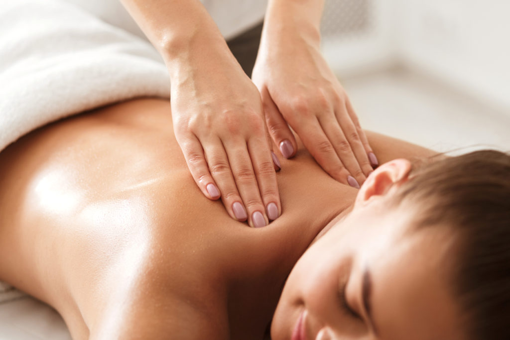Thrive Mobile Massage brings the massage to your home for Mother's Day.